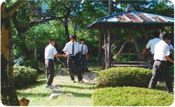 広島県立加計高等学校生徒会